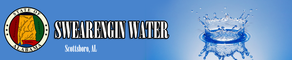 Swearengin Water Logo